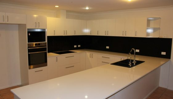 kitchen benchtops brisbane